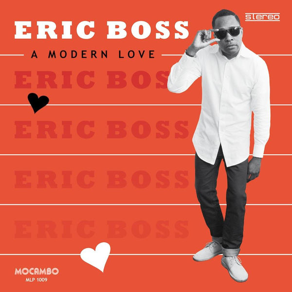 Eric Boss - A Modern Love (LP) Mocambo Records
