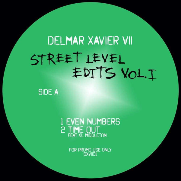 Delmar Xavier VII - Street Level Edits Vol. 1 (EP) Mofunk Records