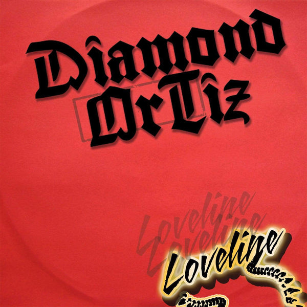 Diamond Ortiz - Loveline (CD) Mofunk Records