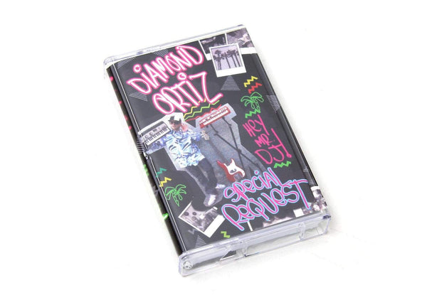 Diamond Ortiz - Special Request (Cassette) Mofunk Records