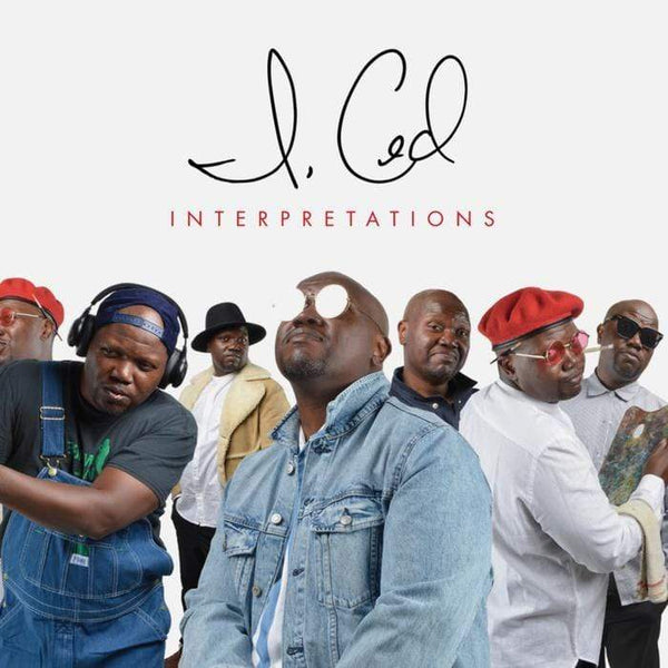 I, Ced - Interpretations (Digital) Mofunk Records
