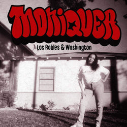 Moniquea - Los Robles & Washington (CD) MoFunk Records