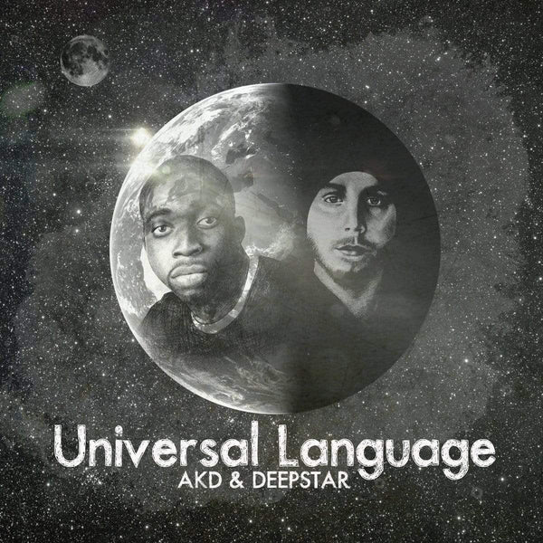 AKD & Deepstar - Universal Language (CD) Monad Records