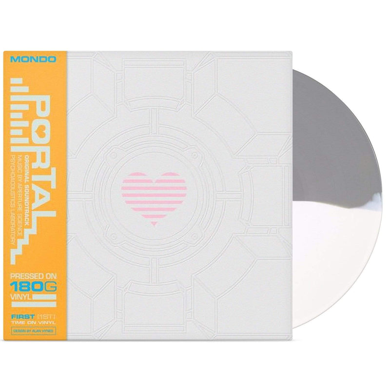 V/A - Portal: Original Video Game Soundtrack (LP - Gray/White Vinyl) Mondo