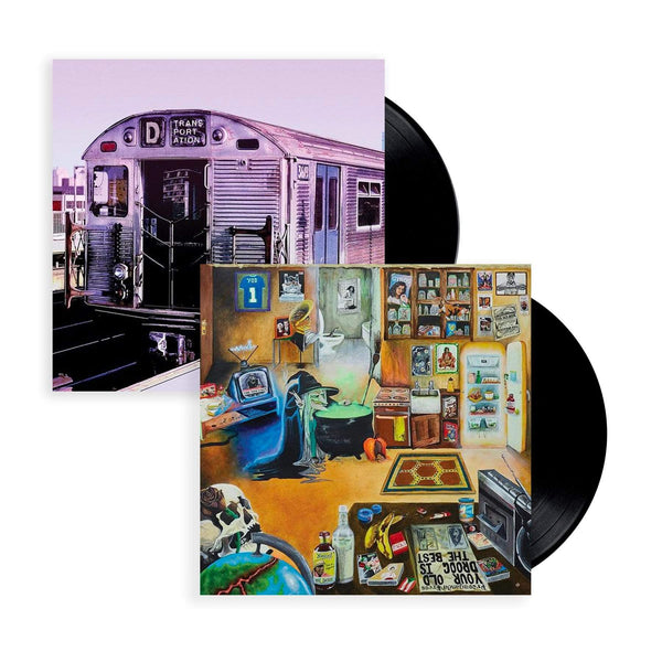Your Old Droog - Transportation/It Wasn't Even Close (Bundle - 4xLP) Mongoloid Banks