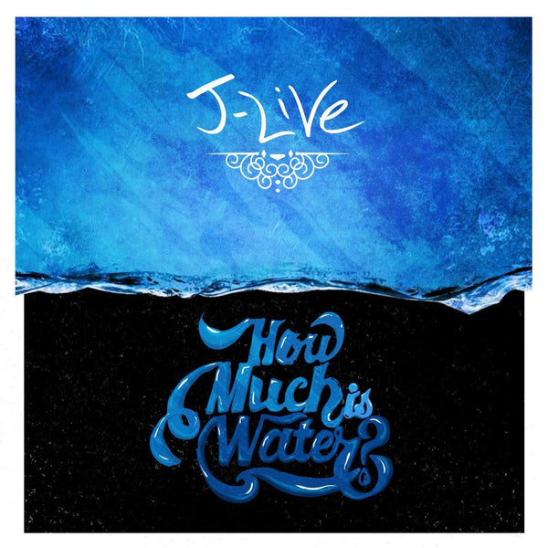 J-Live - How Much Is Water? (CD) Mortier Music