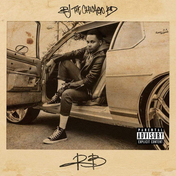 BJ The Chicago Kid - 1123 (LP) Motown