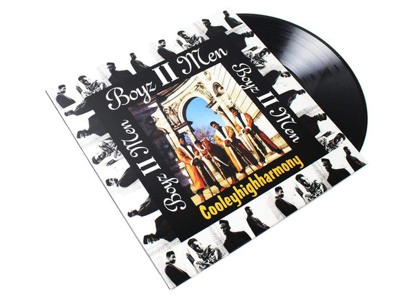Boyz II Men - Cooleyhighharmony: 20th Anniversary Reissue (LP) Motown