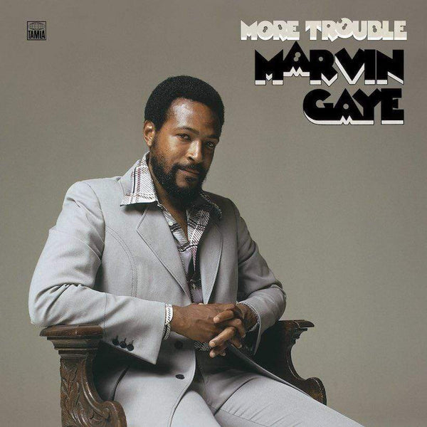 Marvin Gaye - More Trouble (LP) Motown