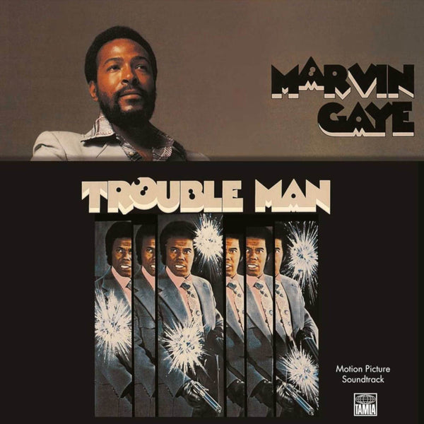 Marvin Gaye - Trouble Man (LP) Motown