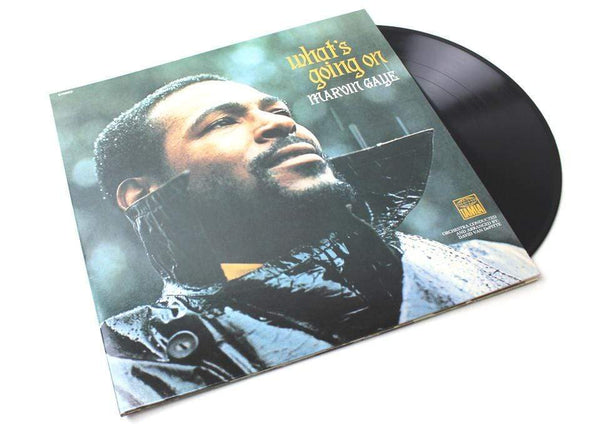 Marvin Gaye - What's Going On? (LP) Motown