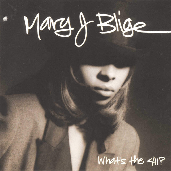 Mary J. Blige - What's the 411? (2xLP) Motown