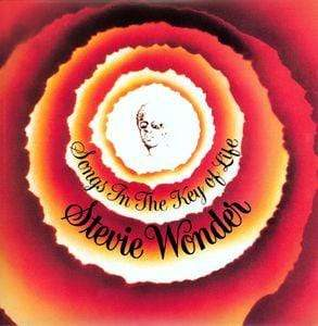 "Stevie Wonder - Songs In The Key Of Life (2xLP + 7"" - Reissue) Motown"