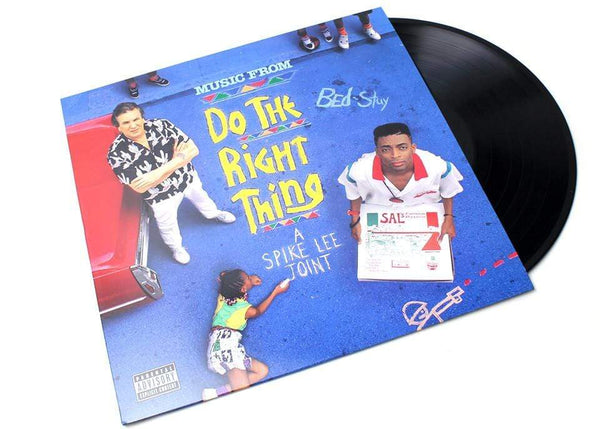 V/A - Do the Right Thing (LP - Original Soundtrack) Motown