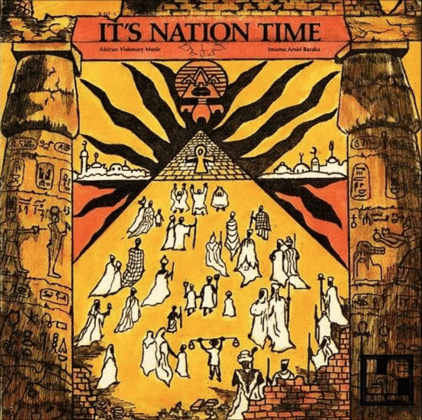 V/A - It's Nation Time - African Visionary Music (LP) Motown