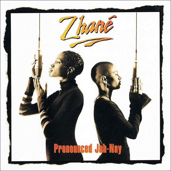 Zhané - Pronounced Jah-Nay (2xLP) Motown