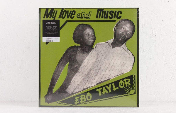 Ebo Taylor - My Love And Music (LP) Mr. Bongo