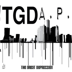 Denaun Porter - The Great Depression A.P. (LP - Black Vinyl) Mr. Porter Production Group