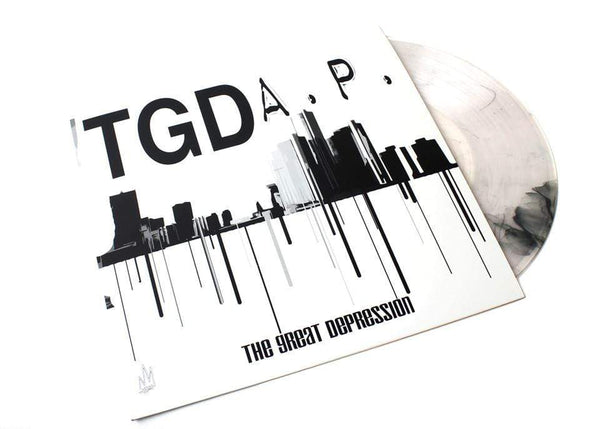 Denaun Porter - The Great Depression A.P. (LP - Clear Vinyl) Mr. Porter Production Group