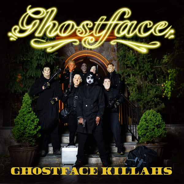 Ghostface Killah - Ghostface Killahs (CD) Music Generation Corp.