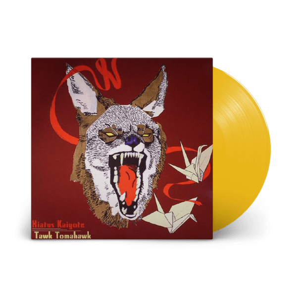 Hiatus Kaiyote - Tawk Tomahawk (LP - 180 Gram Yellow Vinyl) Music On Vinyl