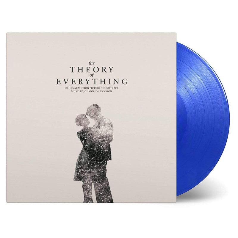 Johann Johannsson - The Theory Of Everything: Original Soundtrack (2xLP- Limited Blue Vinyl) Music On Vinyl