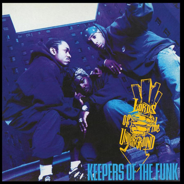 Lords of the Underground - Keepers of the Funk (2xLP - 180 Gram Vinyl - Import) Music On Vinyl
