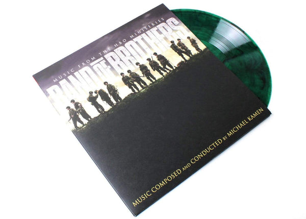 Michael Kamen - Band Of Brothers: 15th Anniversary Soundtrack (2xLP - Numbered to 1000) Music On Vinyl