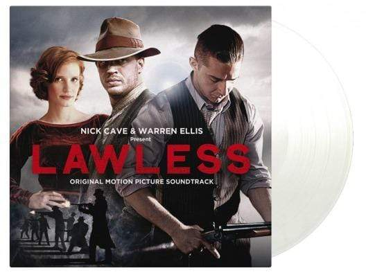 "Nick Cave & Warren Ellis - Lawless: Original Soundtrack (LP - 180 Gram ""White Light/White Heat"" Vinyl) Music On Vinyl"