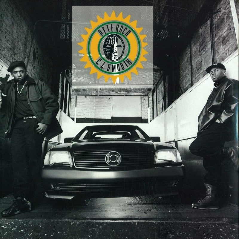 Pete Rock & C.L. Smooth ‎- Mecca And The Soul Brother (2xLP - Limited Silver Vinyl) Music On Vinyl