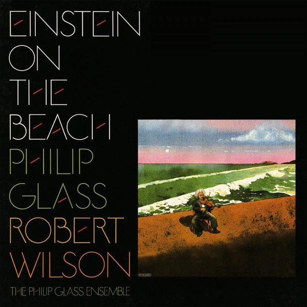 Philip Glass & Robert Wilson - Einstein On The Beach (4xLP - Boxset) Music On Vinyl