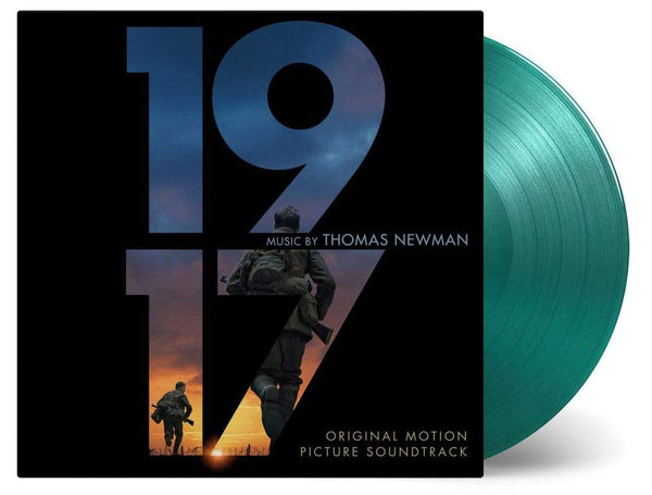 Thomas Newman - 1917: Original Soundtrack (2xLP - Limited 180 Gram Green Vinyl) Music On Vinyl
