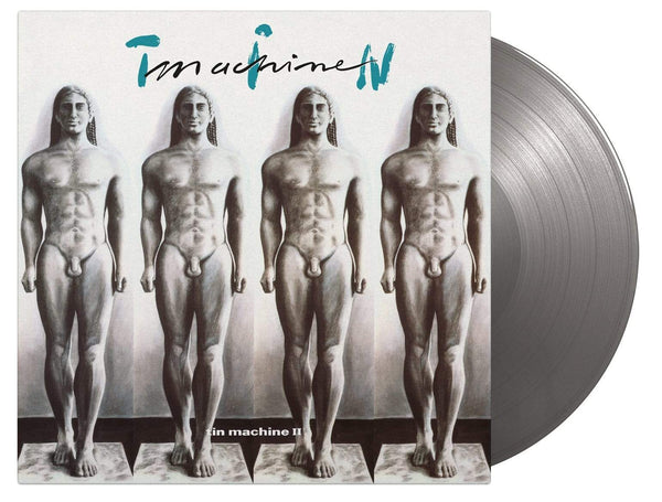 Tin Machine - Tin Machine II (LP - Limited Silver Vinyl) Music On Vinyl