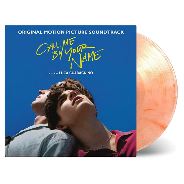 "V/A - Call Me By Your Name: Original Soundtrack (2xLP - Limited ""Peach Season"" Vinyl) Music On Vinyl"