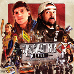 Various Artists - Jay & Silent Bob Reboot: Soundtrack (LP- 'Weed Green' 180 Gram Vinyl) Music Soundtrack/eOne