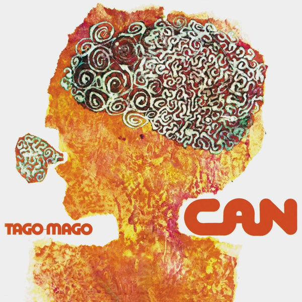 Can - Tago Mago (2xLP - Limited Edition Orange Vinyl) Mute