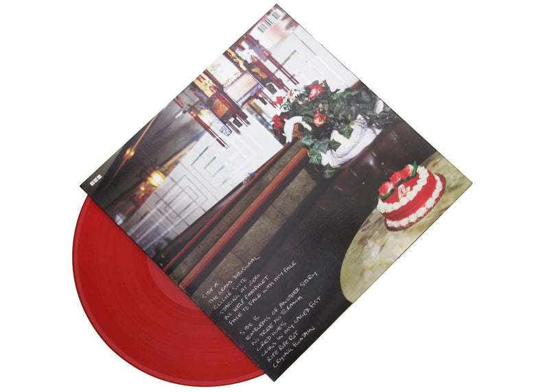 Liars - TFCF (LP - Red Vinyl) Mute