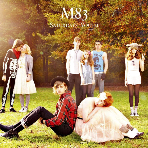 M83 - Saturdays = Youth (2xLP) Mute