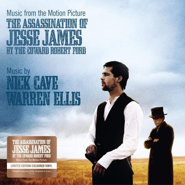 Nick Cave & Warren Ellis - The Assassination of Jesse James by the Coward Robert Ford [Original Motion Picture Soundtrack] (LP) Mute