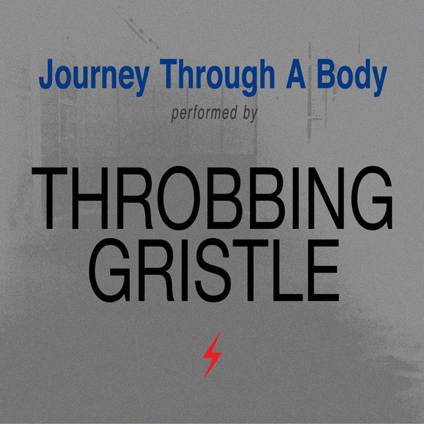 Throbbing Gristle - Journey Through A Body (LP - Limited Grey Vinyl) Mute