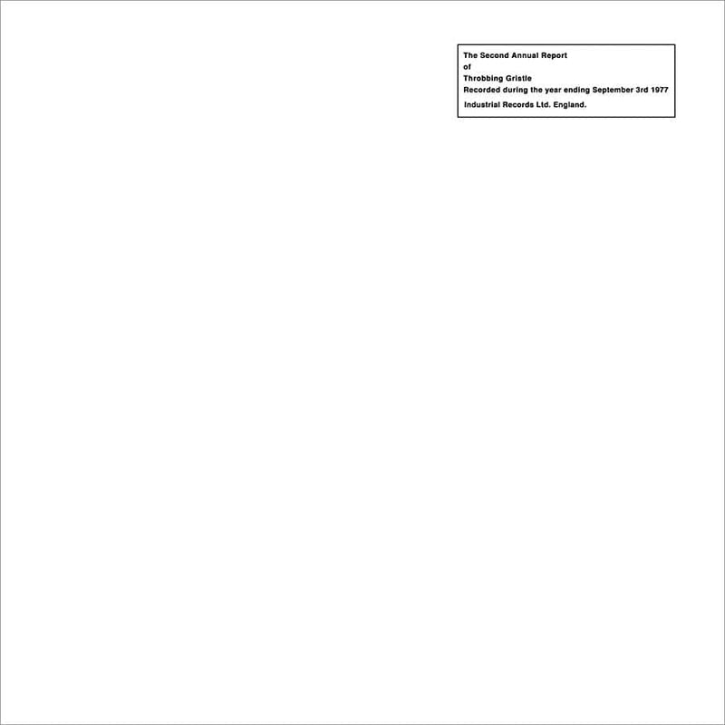 Throbbing Gristle - The Second Annual Report: Deluxe Edition (2xCD) Mute