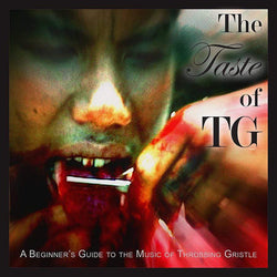 Throbbing Gristle - The Taste of TG: A Beginner's Guide to the Music of Throbbing Gristle (2xLP - Red Vinyl) Mute