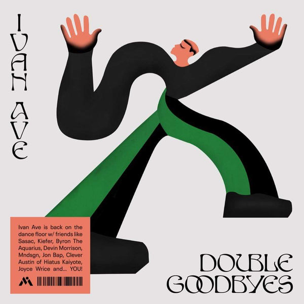 Ivan Ave - Double Goodbyes (LP) Mutual Intentions