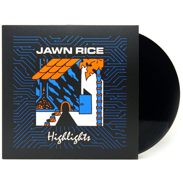 Jawn Rice - Highlights (LP) Mutual Intentions