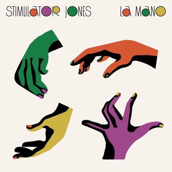 Stimulator Jones - La Mano (LP) Mutual Intentions