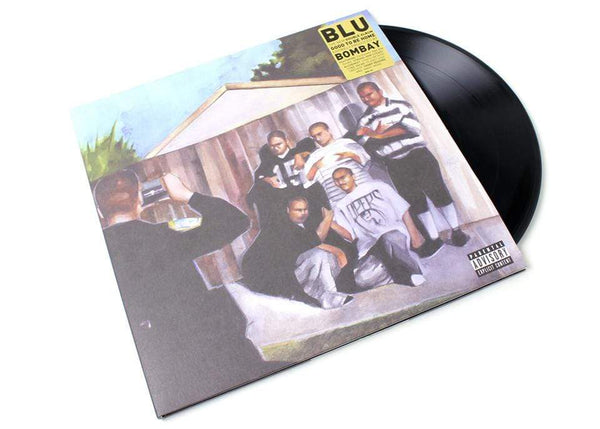 Blu - Good To Be Home (2xLP - Black Vinyl) Nature Sounds