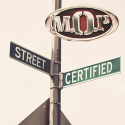 M.O.P. - Street Certified (EP - White Vinyl) Nature Sounds