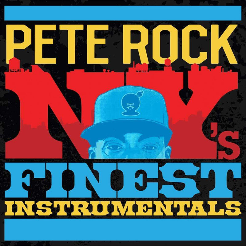 Pete Rock - NY's Finest Instrumentals (2XLP) Nature Sounds