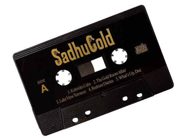 SadhuGold - The Gold Room (Cassette) Nature Sounds