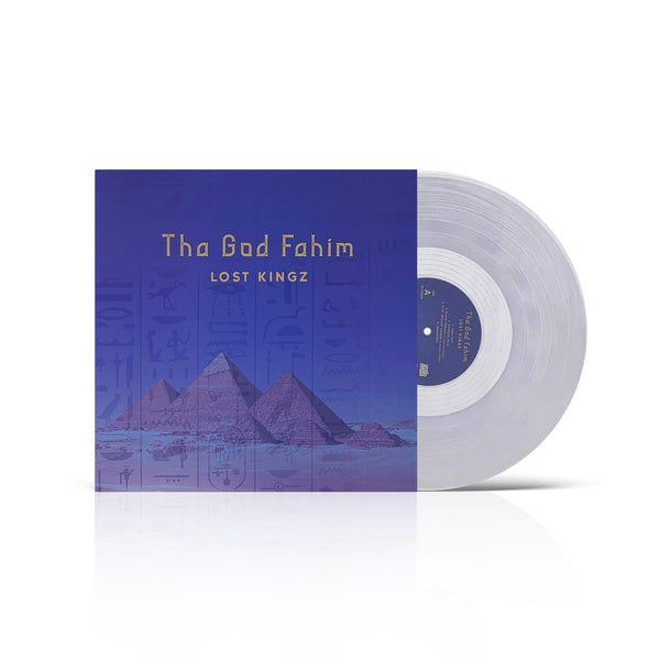 Tha God Fahim - Lost Kingz (LP - Clear Vinyl - Fat Beats Exclusive) Nature Sounds
